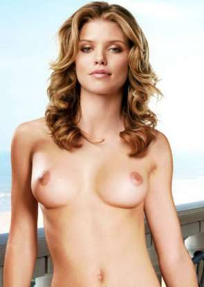 AnnaLynne McCord Nude Topless pics XXX Sexy